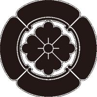 四方瓜に花角