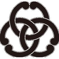 鐶三つ組み合い輪